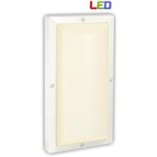Visolight L300 LED Feuchtraum- Außenleuchte IP65 1500lm 3000K weiß