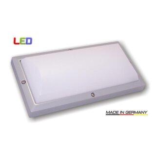 Visolight L300 LED Feuchtraum- Außenleuchte IP65 1500lm 4000K silber