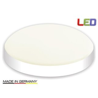 Visolight D280  LED Wand- Deckenleuchte TÜV GS geprüft 1900lm 5000K weiß