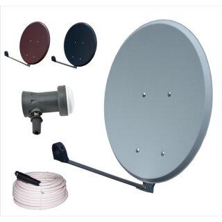Vistron Digitales Premium Sat-Set SES70P, Offset 65/70cm