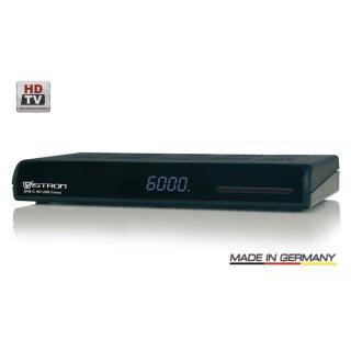 Vistron VT250 HDTV DVB-C Receiver mit CA-Schacht