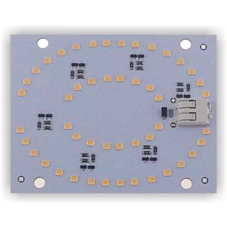 LED Modul M230 für Visolight LED Leuchten D230 warmweiß 3000K