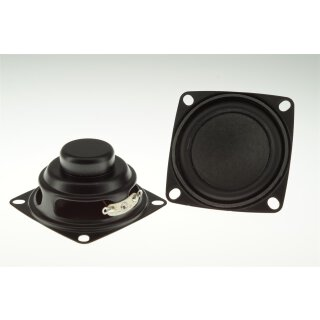 Breitband Lautsprecher 4Ohm 5W