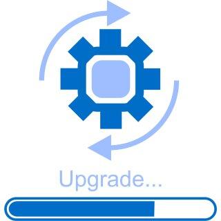 Firmwareupgrade mit USB-Stick für VT855N